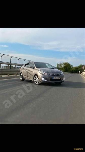 Sahibinden Hyundai Accent Blue 1.6 Crdi Mode Plus 2018 Model İstanbul 61.500 Km -