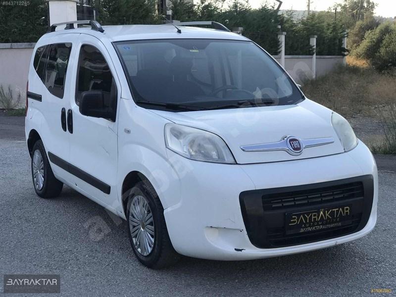 Galeriden Fiat Fiorino Combi 1.3 Multijet Pop 2013 Model İzmir 72.000 Km Beyaz