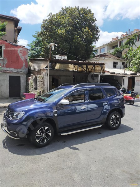 Sahibinden Dacia Duster 1.6 Sce Comfort 2019 Model İstanbul 8.200 Km Mavi (metalik)