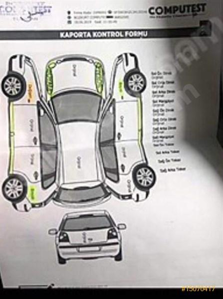 Sahibinden Peugeot 207 1.4 Hdi Trendy 2009 Model Denizli 235.782 Km Beyaz