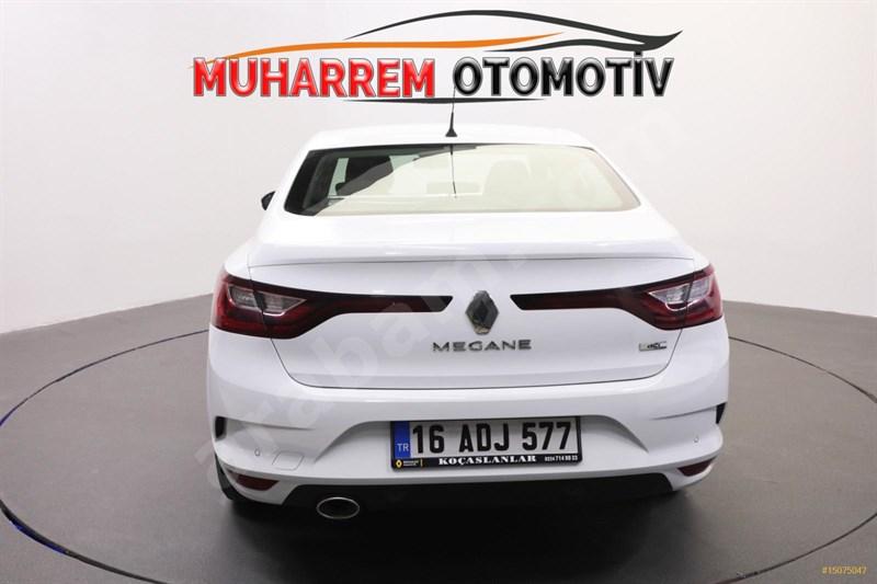 Sahibinden Renault Megane 1.5 Dci Touch 2016 Model şanlıurfa 157.000 Km Beyaz