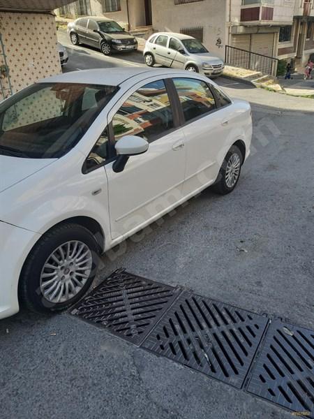 Sahibinden Fiat Linea 1.3 Multijet Urban 2013 Model İstanbul 138.000 Km Beyaz
