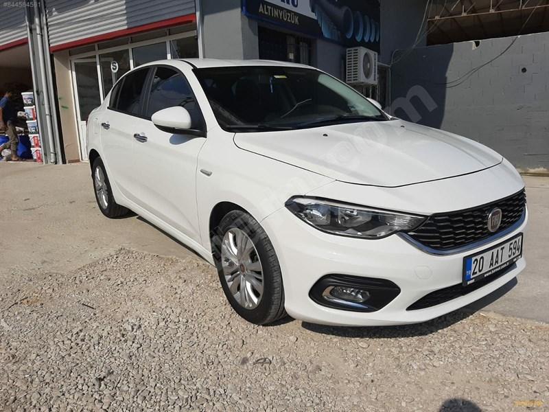 Sahibinden Fiat Egea 1.4 Fire Urban 2017 Model Adana 97.000 Km Beyaz