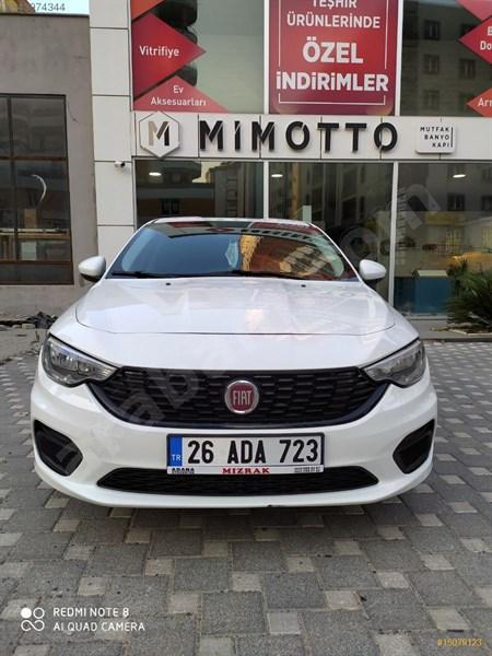 Sahibinden Fiat Egea 1.3 Multijet Easy 2017 Model Adana 100.000 Km Beyaz
