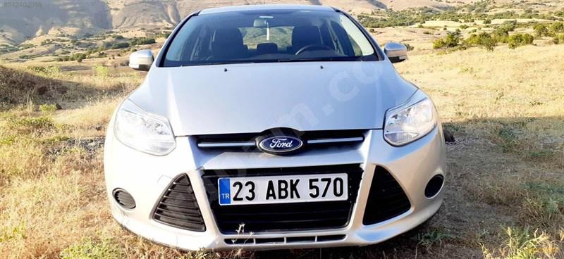 Galeriden Ford Focus 1.6 Tdci Trend 2013 Model Elazığ 123.000 Km Gri