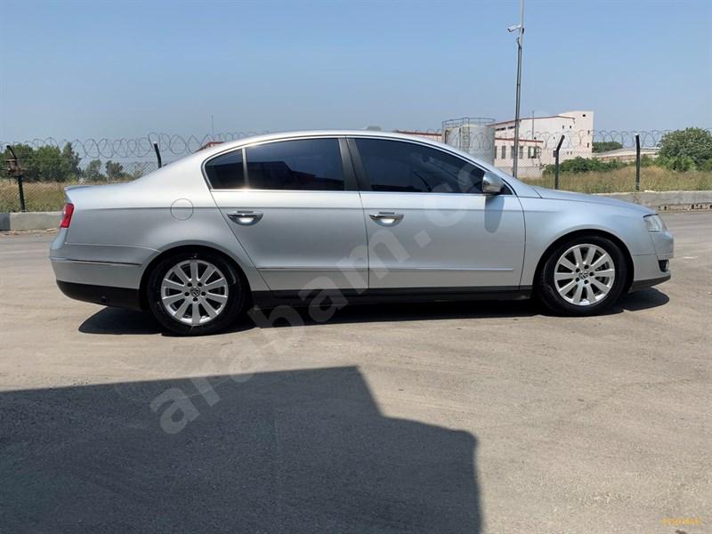 Sahibinden Volkswagen Passat 1.6 Fsi Comfortline 2007 Model Adana 113.000 Km Gri