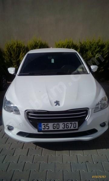 Sahibinden Peugeot 301 1.6 Hdi Active 2016 Model İzmir 112.350 Km Beyaz