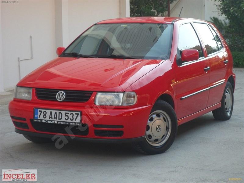 Galeriden Volkswagen Polo 1.6 1997 Model İzmir 251.000 Km Kırmızı