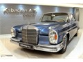 1968 MERCEDES-BENZ 280 SE COUPE W111 AUTOMATIC -KOLEKSİYON ARACI