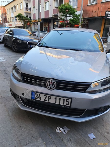 Sahibinden Volkswagen Jetta 1.6 Tdi Comfortline 2012 Model İstanbul 136.000 Km Gri