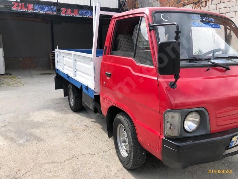 Galeriden Kia Cerez 2400 1997 Model İstanbul 77.671 Km Kırmızı