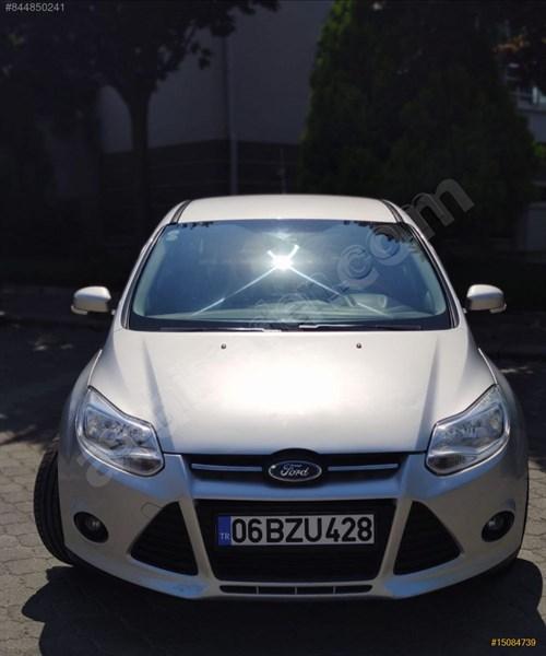 Sahibinden Ford Focus 1.6 Tdci Trend X 2013 Model Ankara 187.000 Km Gri