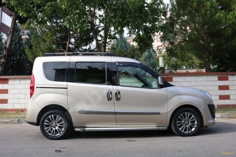 Sahibinden Fiat Doblo Combi 1.6 Multijet Premio 2012 Model İstanbul 79.500 Km Gri