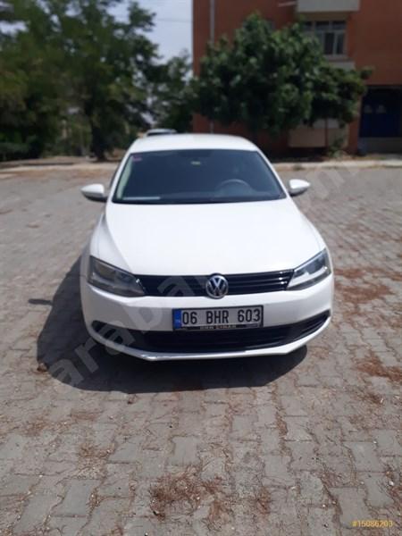 Sahibinden Volkswagen Jetta 1.6 Tdi Trendline 2012 Model şanlıurfa 156.000 Km Beyaz
