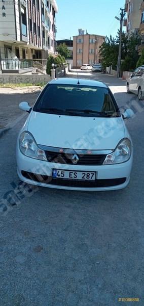 Sahibinden Renault Symbol 1.5 Dci Authentique 2011 Model İzmir 155.000 Km Beyaz