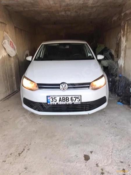 Sahibinden Volkswagen Polo 1.4 Tdi Trendline 2015 Model İzmir 176.500 Km Beyaz
