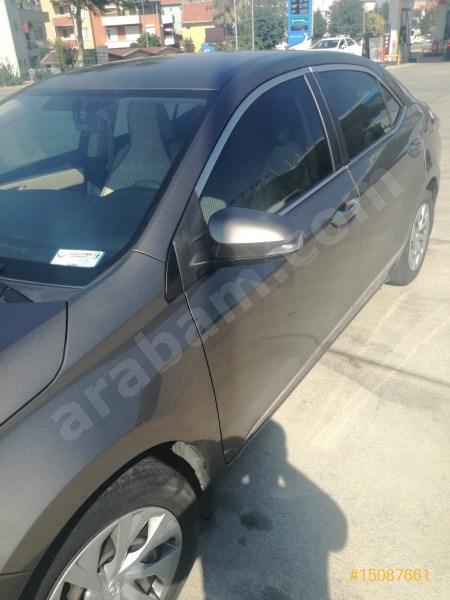 Sahibinden Toyota Corolla 1.33 Life 2016 Model İzmir 65.000 Km Füme