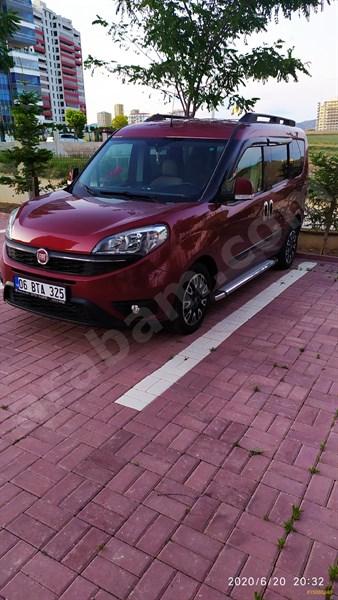 Sahibinden Fiat Doblo Combi 1.6 Multijet Premio Plus 2016 Model Ankara 52.000 Km Bordo
