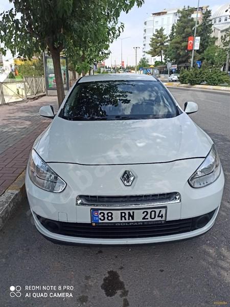 Sahibinden Renault Fluence 1.5 Dci Business 2011 Model şanlıurfa 165.450 Km -