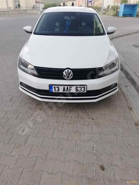 Sahibinden Volkswagen Jetta 1.6 Tdi Trendline 2015 Model Van 93.000 Km -