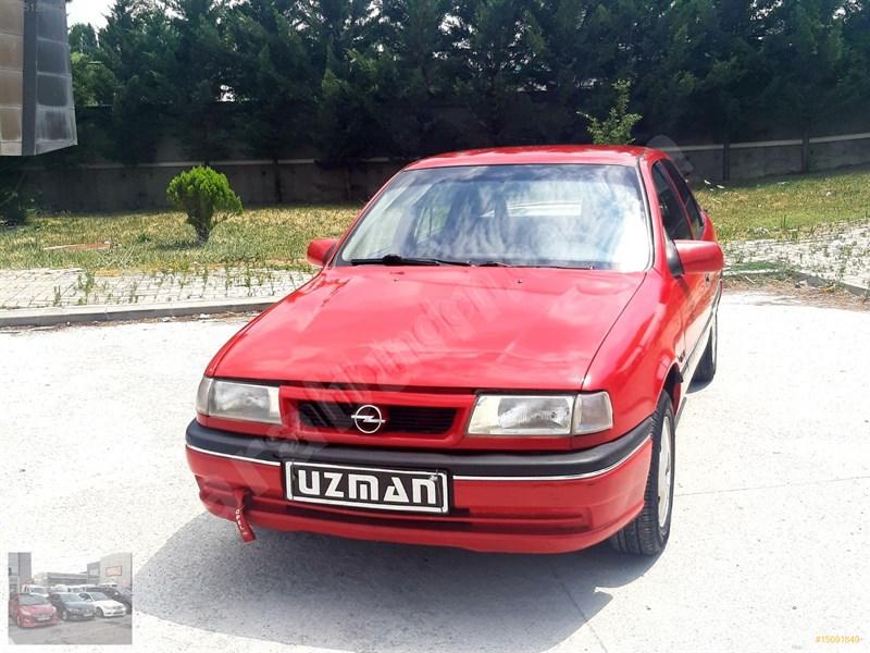 Galeriden Opel Vectra 2.0 Gls 1994 Model Ankara 270.000 Km Kırmızı