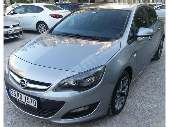 Sahibinden Opel Astra 1 6 Edition 2015 Model Izmir 53 025 Km Gri 15093162 Arabam Com
