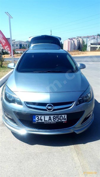 Sahibinden Opel Astra 1.6 Cdti Sport 2015 Model İstanbul 127.000 Km -