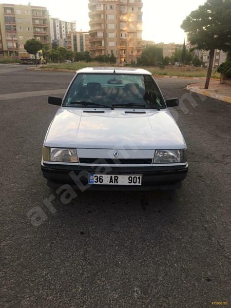 Sahibinden Renault R 9 1.4 Broadway 1995 Model şanlıurfa 360.000 Km Beyaz