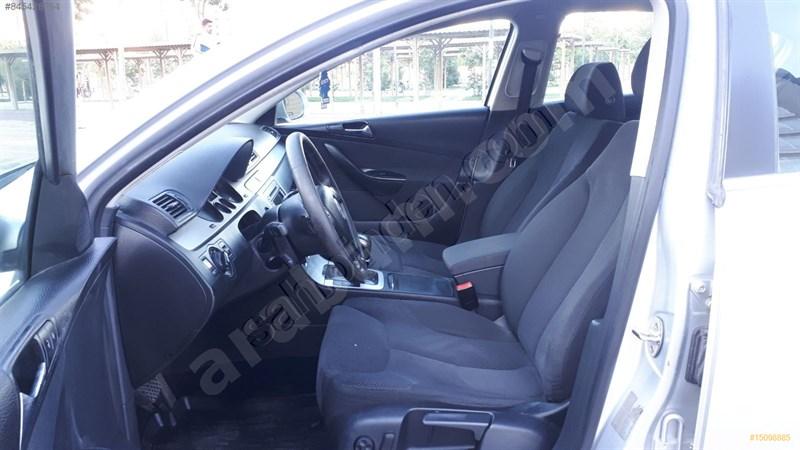 Galeriden Volkswagen Passat 2.0 Tdi Comfortline 2008 Model Gaziantep 360.000 Km Gri
