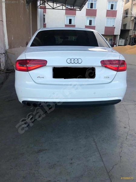 Sahibinden Audi A4 Sedan 2.0 Tdi 2012 Model Kırıkkale 204.000 Km Beyaz
