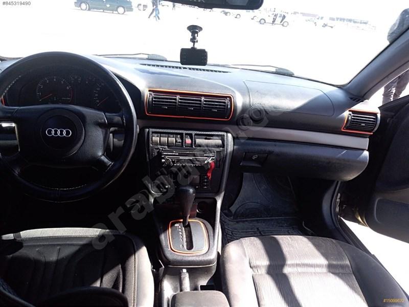 Sahibinden Audi A4 Sedan 1.6 1999 Model Konya 322.000 Km Siyah