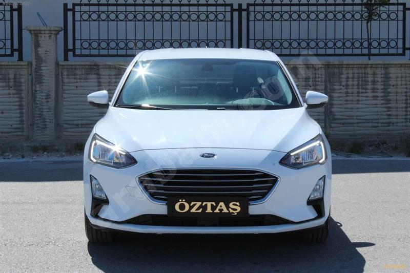 Galeriden Ford Focus 1.5 Tdci Trend X 2020 Model Niğde 0 Km Beyaz