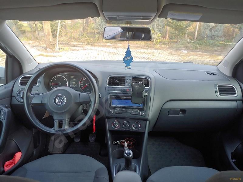 Sahibinden Volkswagen Polo 1.6 Tdi Comfortline 2010 Model Kocaeli 202.000 Km Beyaz