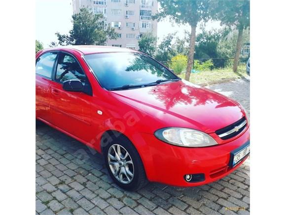 Black Chevrolet Lacetti 3