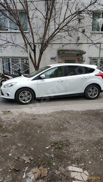Sahibinden Ford Focus 1.6 Ti-vct Trend X 2014 Model Balıkesir 60.014 Km Beyaz