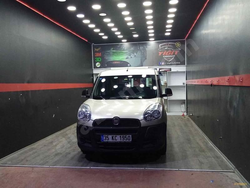 Sahibinden Fiat Doblo Combi 1.3 Multijet Easy 2013 Model İzmir 47.000 Km Altın
