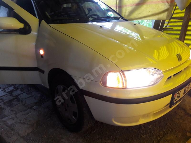 Sahibinden Fiat Siena 1.4 El 1999 Model Samsun 194.400 Km Beyaz