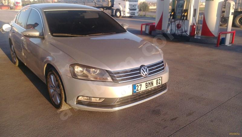 Sahibinden Volkswagen Passat 1.6 Tdi Bluemotion Comfortline 2012 Model Karaman 163.000 Km -