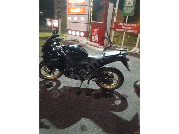 Sahibinden Honda CBR 125 R