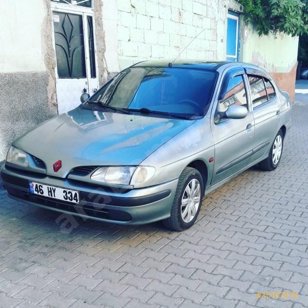 Sahibinden Renault Megane 1.6 Rte 1998 Model Gaziantep 320 Km -