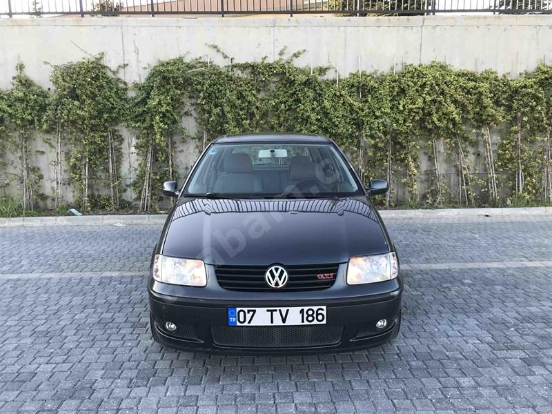 Sahibinden Volkswagen Polo 1.4 Trendline 2000 Model Balıkesir 199.000 Km Mavi (metalik)