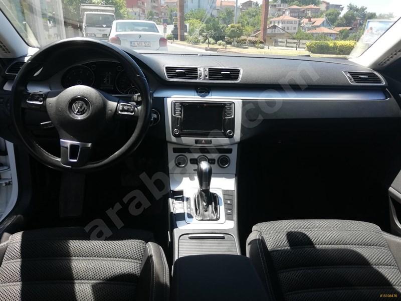 Sahibinden Volkswagen Vw Cc 1.4 Tsi 2016 Model Zonguldak 97.000 Km Beyaz