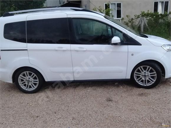 Ford Tourneo Courier 1 6 Tdci Titanium Ikinci El Minivan Panelvan Fiyatlar Listeleri Arabam Com
