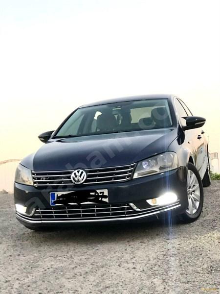 Sahibinden Volkswagen Passat 1.6 Tdi Bluemotion Comfortline 2013 Model Diyarbakır 136.000 Km Lacivert