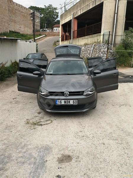 Sahibinden Volkswagen Polo 1.6 Tdi Comfortline 2013 Model Bursa 88.650 Km Gri