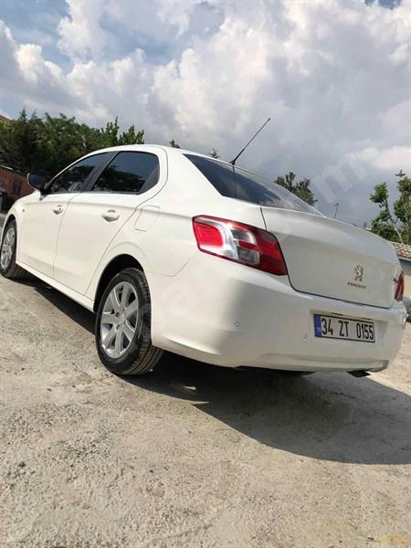 Sahibinden Peugeot 301 1.6 Hdi Allure 2013 Model İstanbul 143.000 Km -