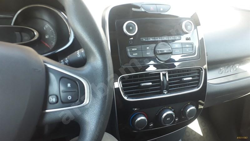Sahibinden Renault Clio 1.2 Joy 2018 Model Konya 55.000 Km Kırmızı