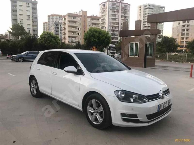 Sahibinden Volkswagen Golf 1.4 Tsi Comfortline 2015 Model Adana 173.000 Km -