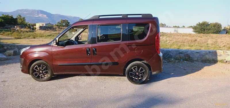Sahibinden Fiat Doblo Combi 1.6 Multijet Premio 2014 Model Bursa 60.444 Km -