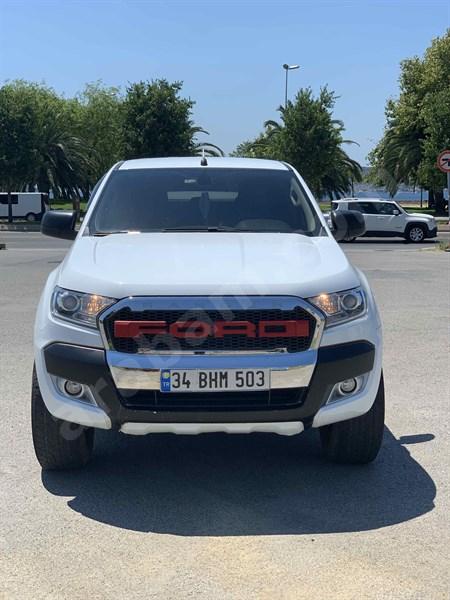 Sahibinden Ford Ranger 2.2 Tdci Xlt 2016 Model İstanbul 102.000 Km Beyaz